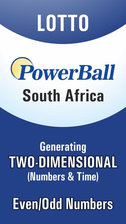 Lotto Winner For Sa Powerball By Dragos Spataru
