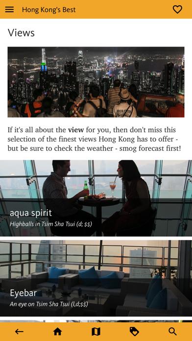 Hong Kong's Best Travel Guide screenshot 8