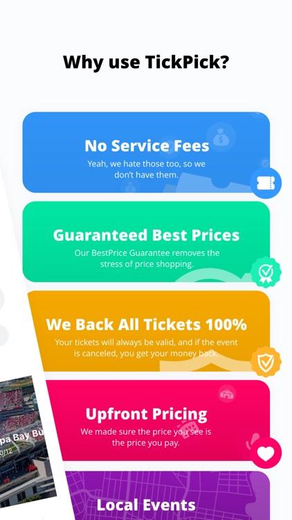 TickPick: No Fee Tickets