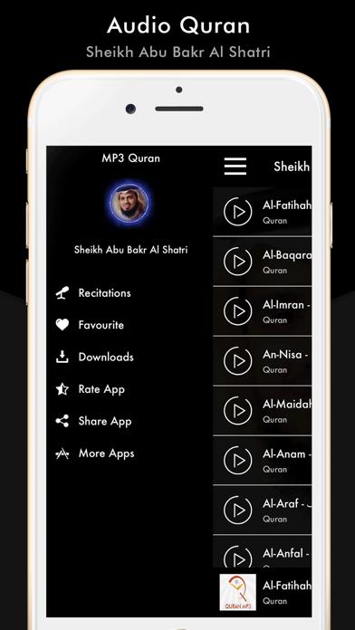 Quran Sheikh Abu Bakr Al Shatr screenshot three