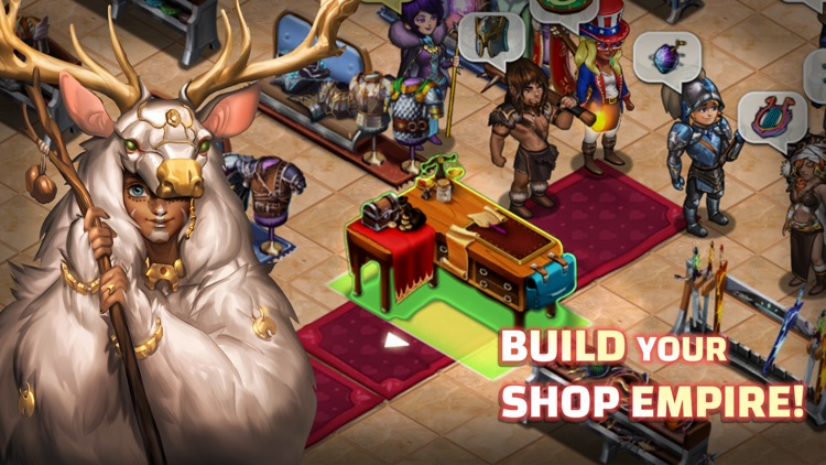 Shop Heroes: RPG Tycoon screenshot-4