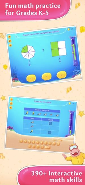 Third Grade Splash Math Games on the App Store