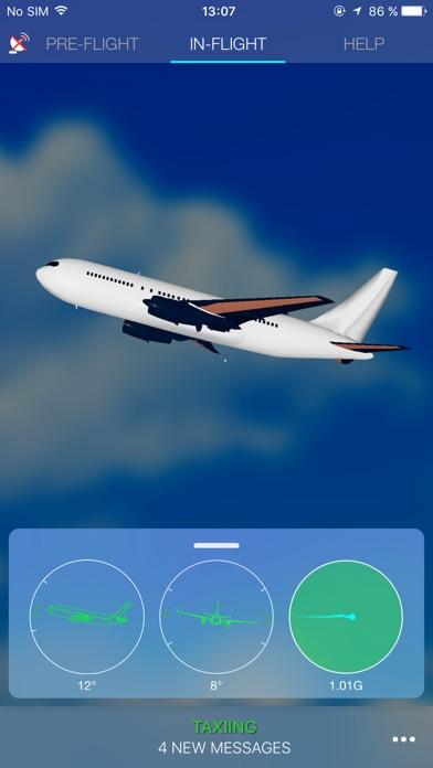 SOAR In-flight