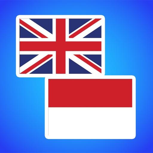 English to Indonesian.