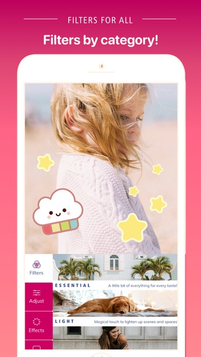 Screenshot #2 pour Typic 2: Text & Photo Editor