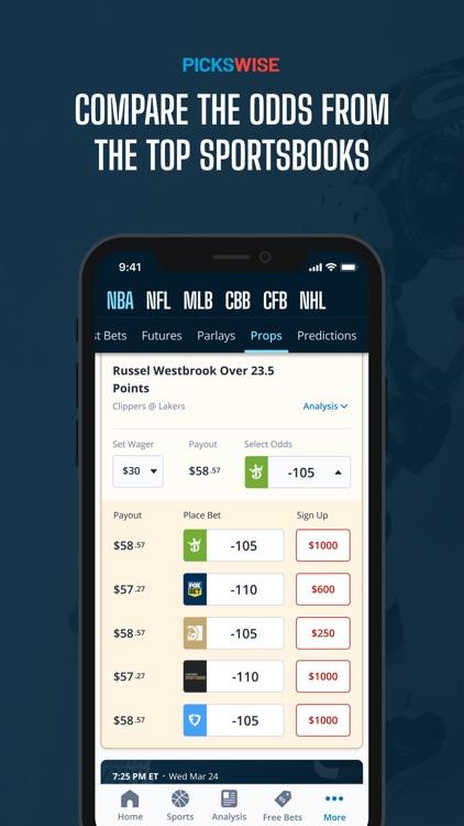 Pickswise Sports Betting screenshot-4