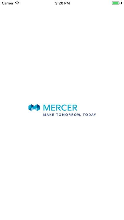 Mercer Event Portal