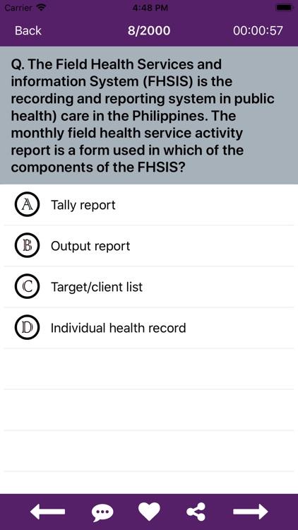 Fundamentals of Nursing Mock screenshot-5