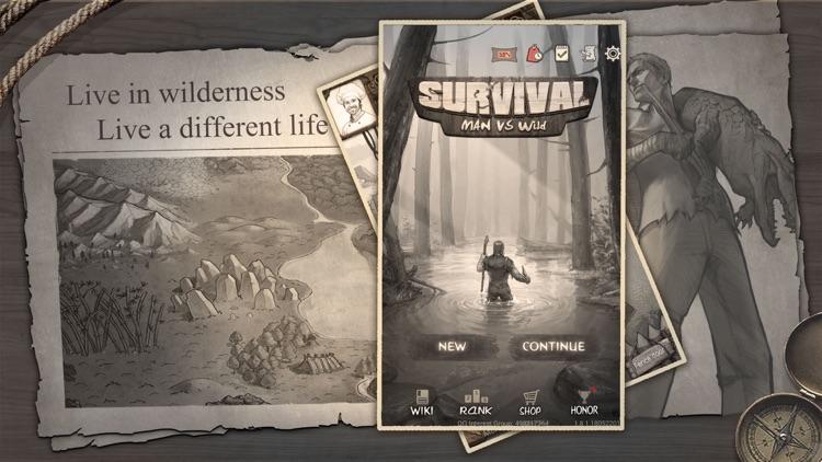 Survival: Man vs. Wild-Escape