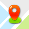 地圖照片 - 合成地圖和相片GPS位置信息
