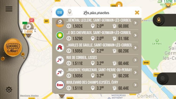 Essence / Gasoil Now screenshot-9