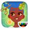 App Icon for Toca Hair Salon 4 App in France IOS App Store