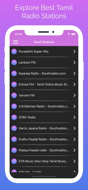 Tamil Radio FM - Tamil Music on the App Store