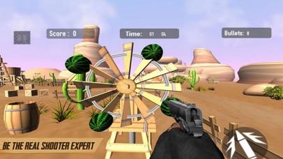 Real Gun Shoot - Fruit Target screenshot 1