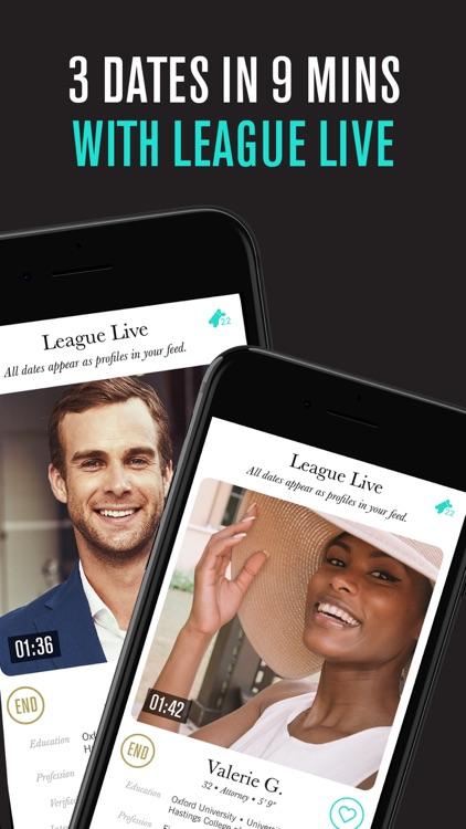 The League: Intelligent Dating screenshot-6