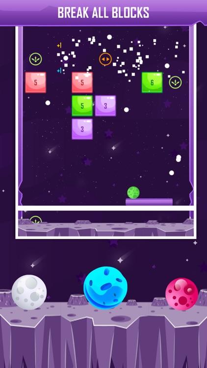 BallX Breaker - Universe Blast screenshot-4