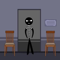 Stickman Prison Breakout 5