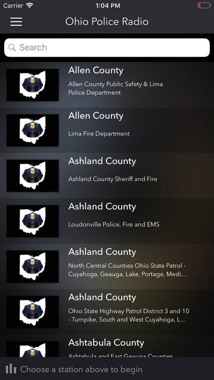 Ohio Police Radio screenshot-1