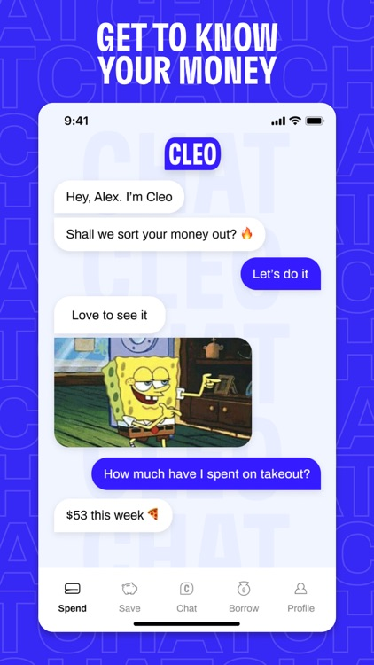 Cleo screenshot-2