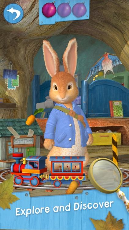 Peter Rabbit: Let's Go! screenshot-3