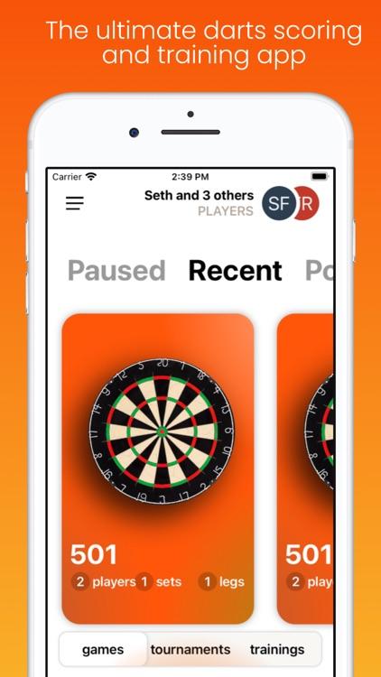 Dart Scores screenshot-0