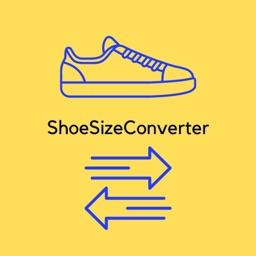 Shoe Size Convert