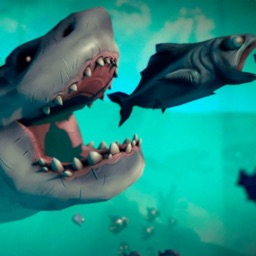 3D海底大猎杀-饥饿鲨