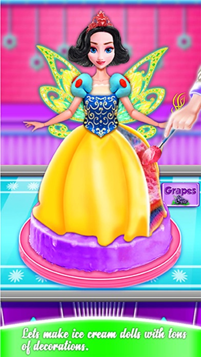 Magic Fairy Cake! DIY CookingScreenshot of 5
