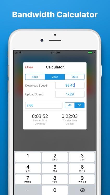 Speed Test SpeedSmart Internet screenshot-5