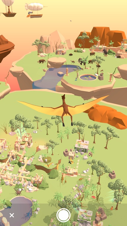 Dino Island-relaxing idle game screenshot-0