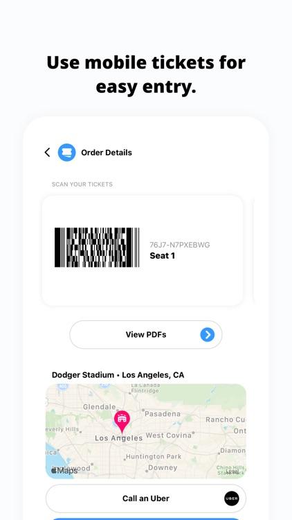 TickPick: No Fee Tickets screenshot-4