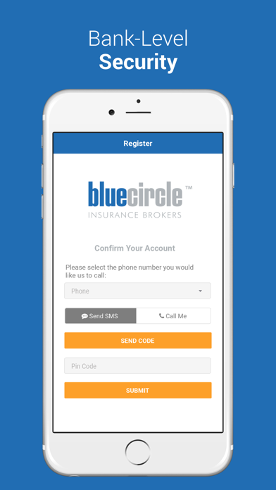 BlueCircle screenshot four