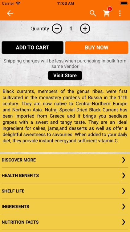 SaleBhai - Regional Food App screenshot-6