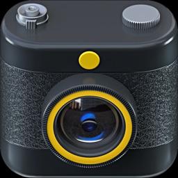 Hipstamatic X — Vintage Camera