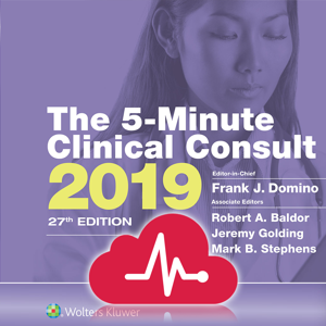 5 Minute Clinical Consult 5MCC ios app