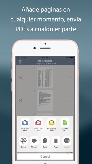 Screenshot for TurboScan™ Pro in Ecuador App Store