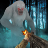 Nadeem Munawar - Finding Bigfoot monster hunter artwork