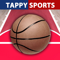 Tappy Sports Basketball Game