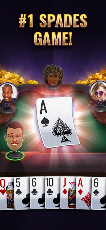 Spades Royale - Best Card Game - Online Game Hack and ...
