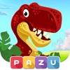 幼児のための教育恐竜ゲームアイコン