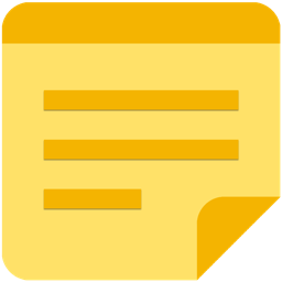 Ícone do app Sticky Notes: Easy Note Taking