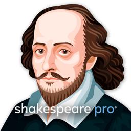 Ícone do app Shakespeare Pro