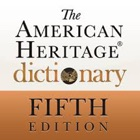 American Heritage Dict. icon