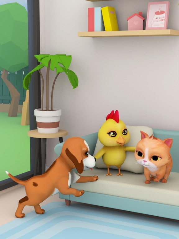 iPad Image of Grow Animals