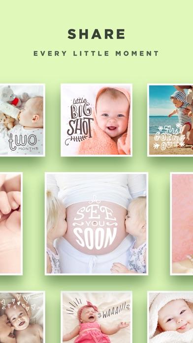 Baby Story - Pics Editor screenshot 5