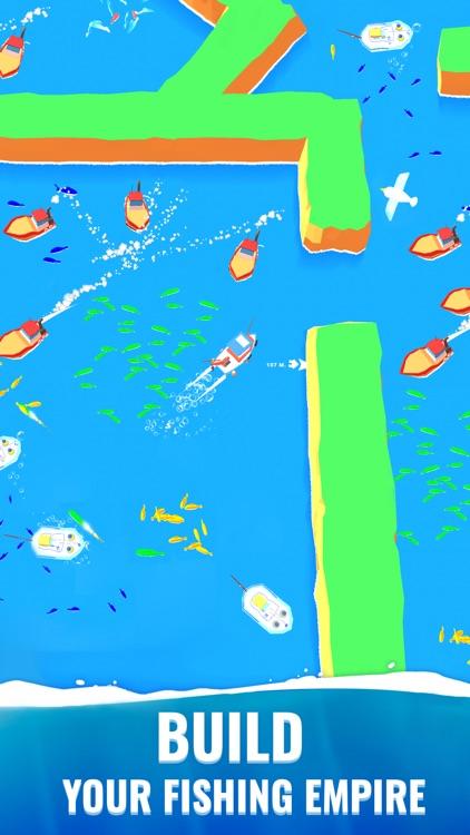 Fish idle: Hooked Fishing Game screenshot-5