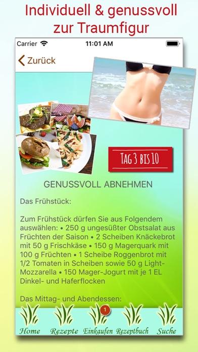 Blitz Diät - Schnell abnehmen screenshot 4