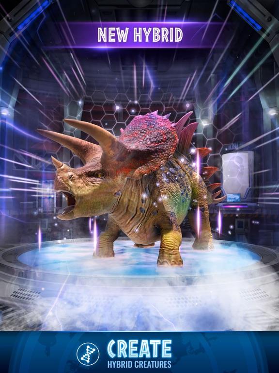 Jurassic World™ Alive-ipad-1