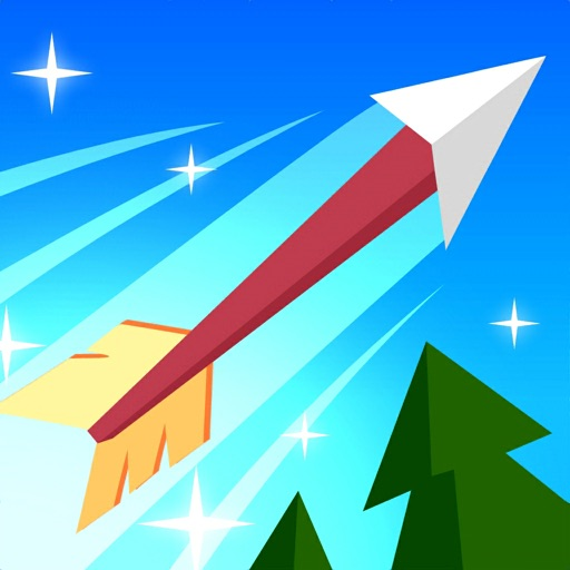 Flying Arrow! app for iphone