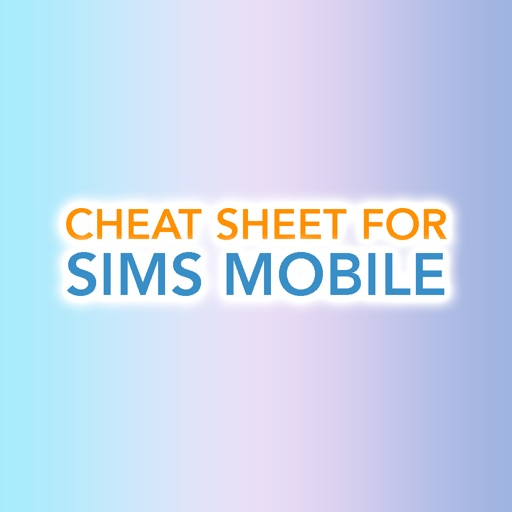 Cheat Sheet for Sims Mobile iOS App